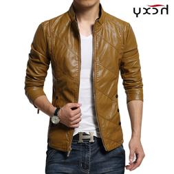 2019 spring Autumn <font><b>Leather</b></font> <font><b>Jack