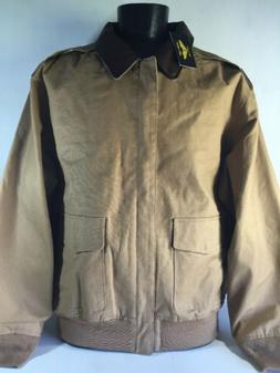 Landing Leathers Air Force A-2 Bomber Jacket XXL NWT Leather