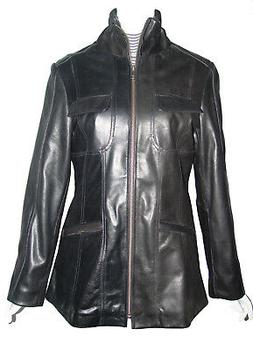 Big Woman & All Size 4194 Fitted Best Leather Jackets Clothi