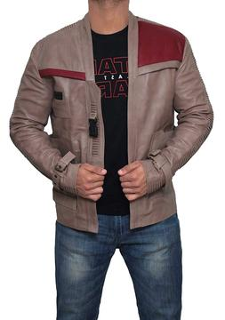 Cayon Mens Halloween  Leather Jackets & Coat Halloween Costu