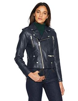Levi's Women's Contemporary Asymmetrical Motorcycle Jacket,