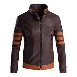 Herobiker Classical Motorcycle <font><b>Jacket</b></font> Me