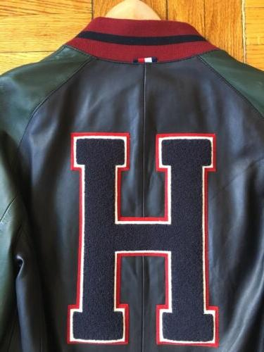 $495 Baseball Varsity Jacket EU 50 Fits Medium