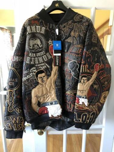 Al Wissman Muhammad Ali Leather Jacket
