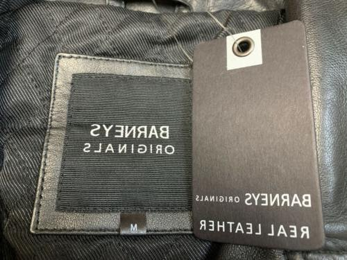Barneys Real Leather Size