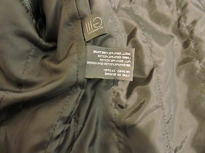 Kenneth Faux Leather Size - Large