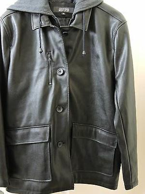 Kenneth Cole Leather Size