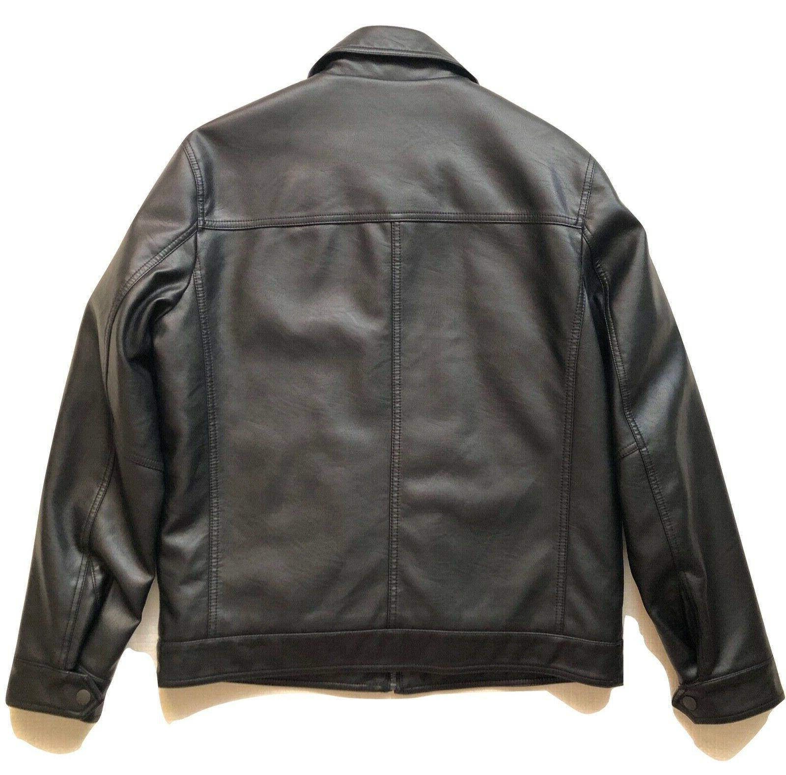 Tommy Hilfiger Faux Bomber