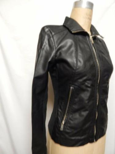 Kenneth Cole Reaction Leather Black NWT