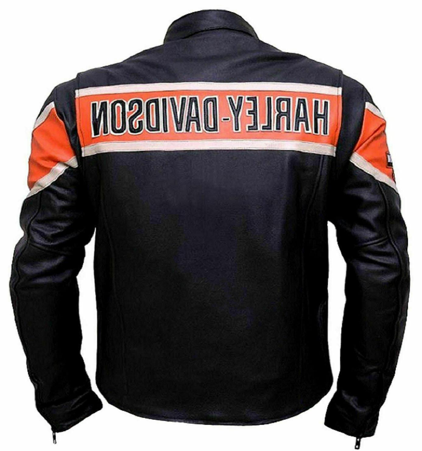 Harley Davidson Biker Leather Style