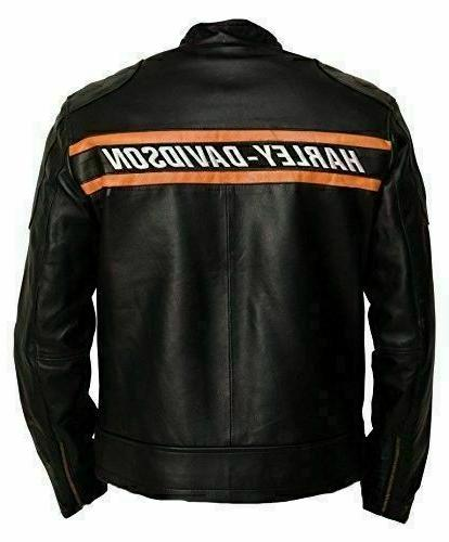 Harley Leather Fit & Comfort