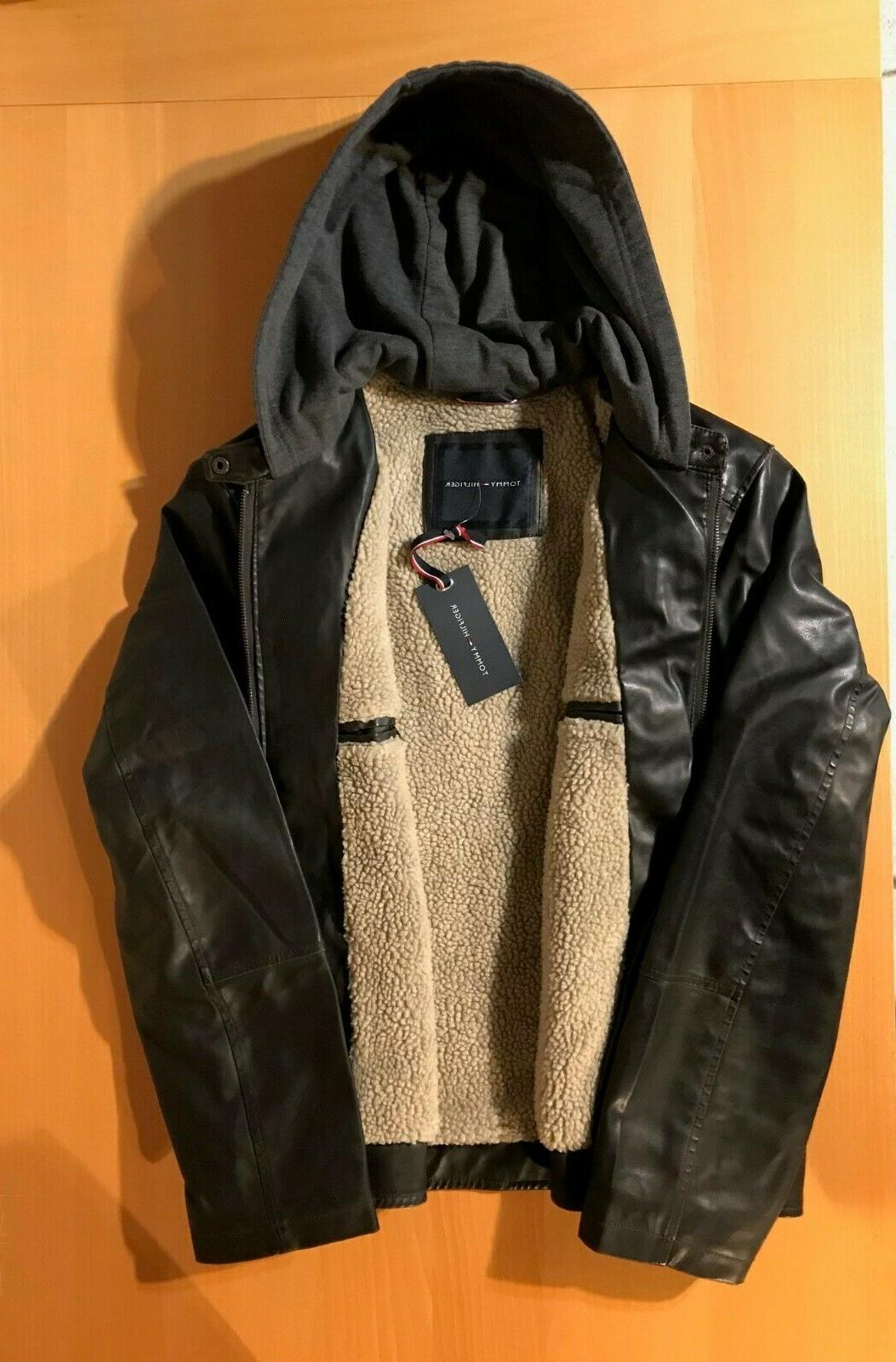Tommy Hooded / Jacket $225.00