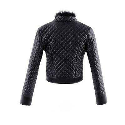 Jackets For Women Leather Outwear Racing Coat