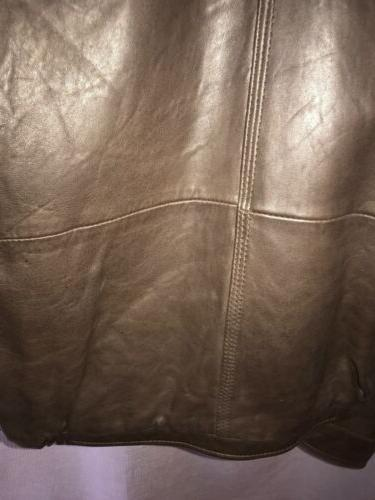 tommy hilfiger leather Xl Fits Like Large