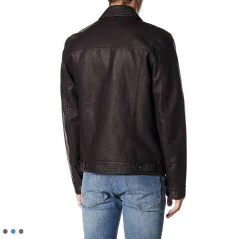 Levi's Classic Faux Leather brown /