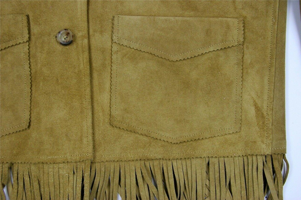 Levi's Fringe Made Levis Retro