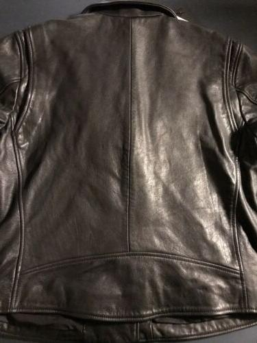 Levi's Buffalo Leather Jacket L