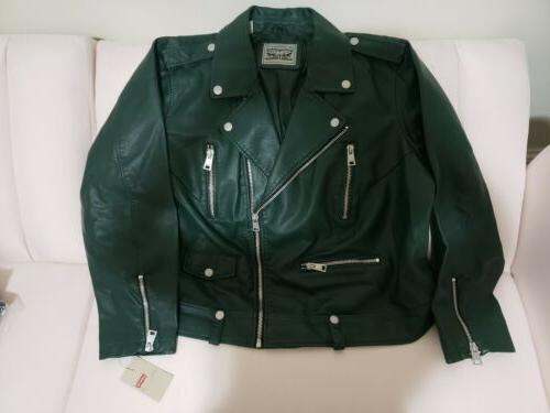 Levi's Size Faux Contemporary Jacket