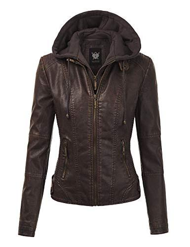 ll wjc1044 faux leather quilted