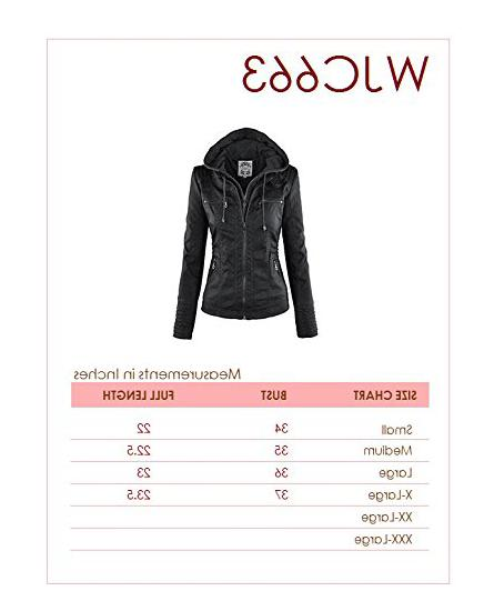 Made By Womens Leather Motorcycle