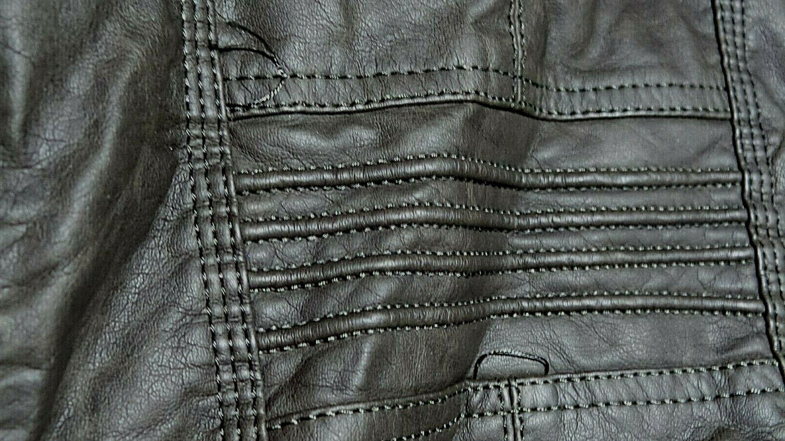 Made By Johnny Womens Leather Motorcycle