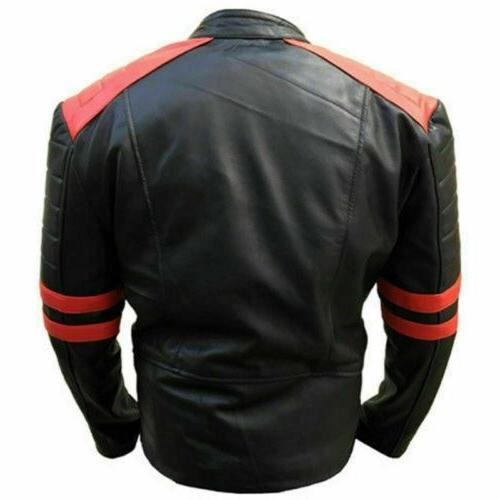 Men Jacket Fashion Bomber Pilot
