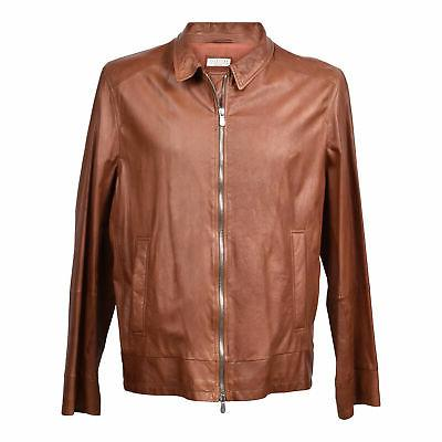 men s 100 percent genuine leather outerwear