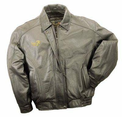 Reed American Style Bomber Genuine XL Black