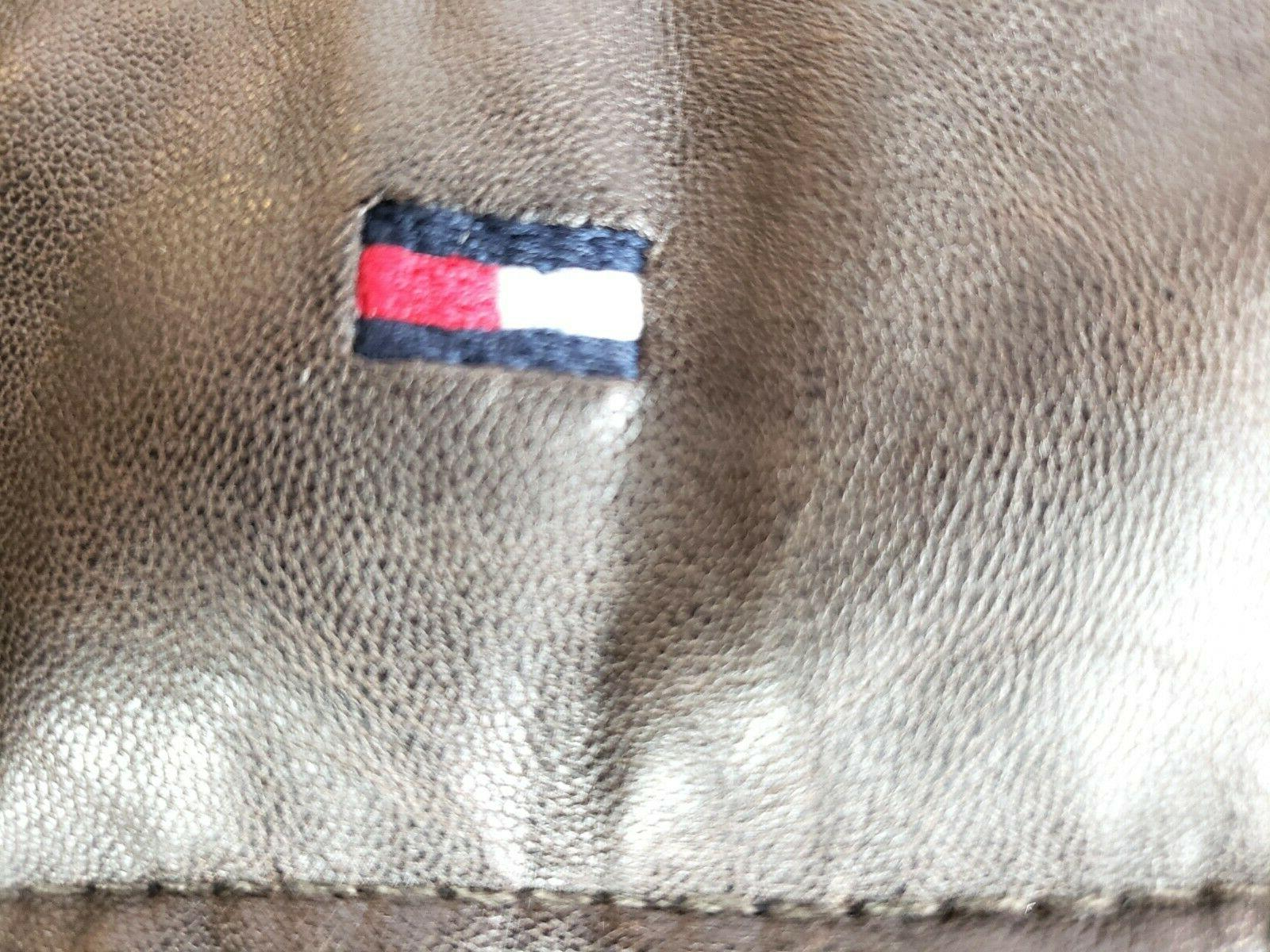 Tommy Hilfiger and Lightweight Faux Puffer Jacket
