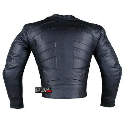 Men's Blade Leather Biker Jacket
