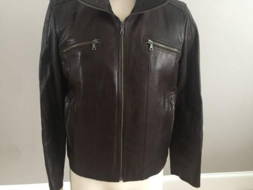Men's Faux Kenneth NWOT BROWN