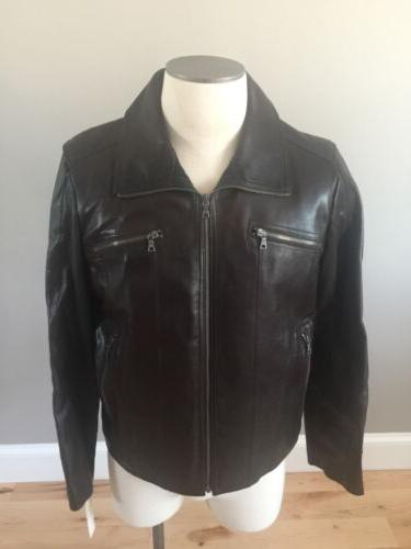 Men's Faux Jacket Kenneth NWOT