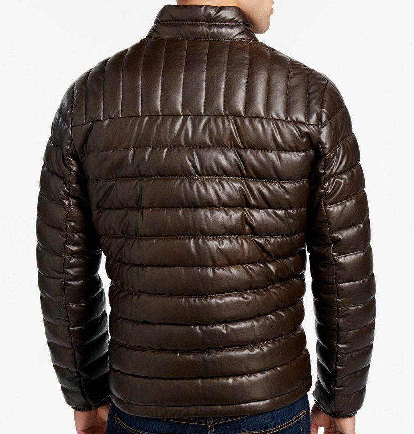 Tommy Hilfiger Faux-Leather All sizes