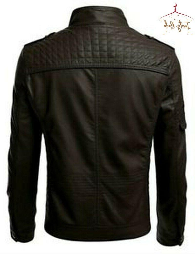 Mens Warm Coats Jackets Street Style Cool Outwear