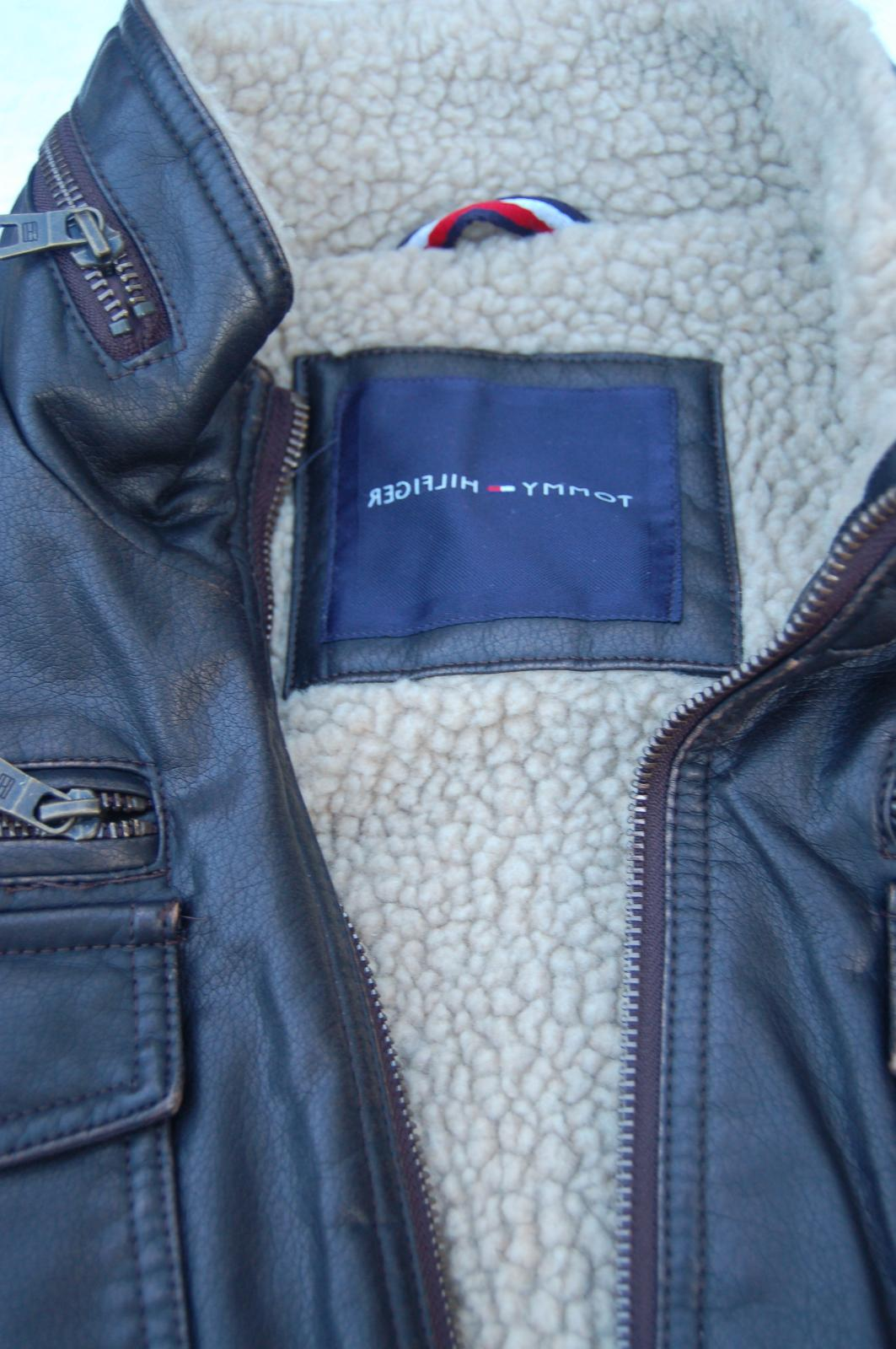 Tommy Leather Military