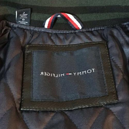 Tommy Mens Varsity New with L