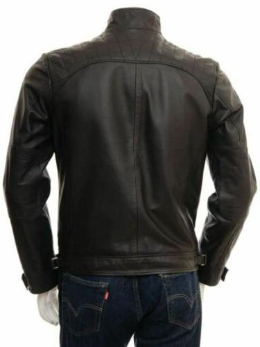 Mens Leather Soft