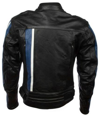 Mens Racing Jacket Black