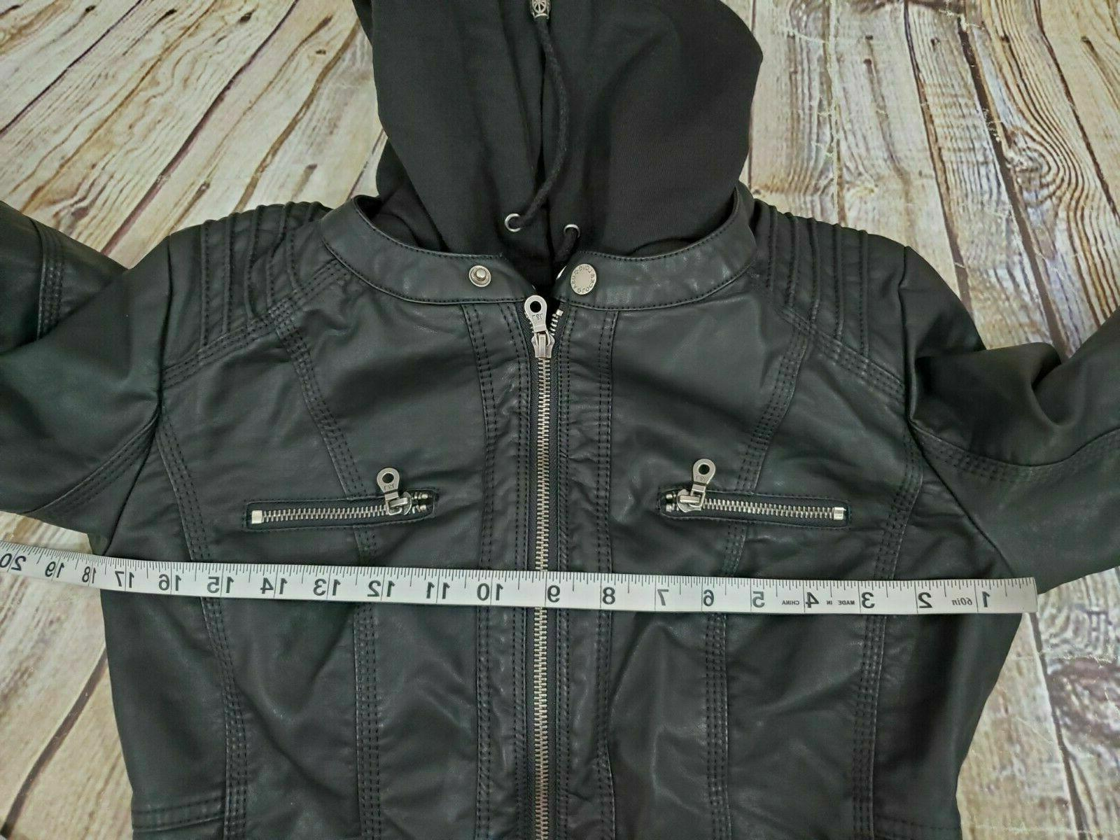 Lock and Jacket Small Black WJC663 Womens NWT