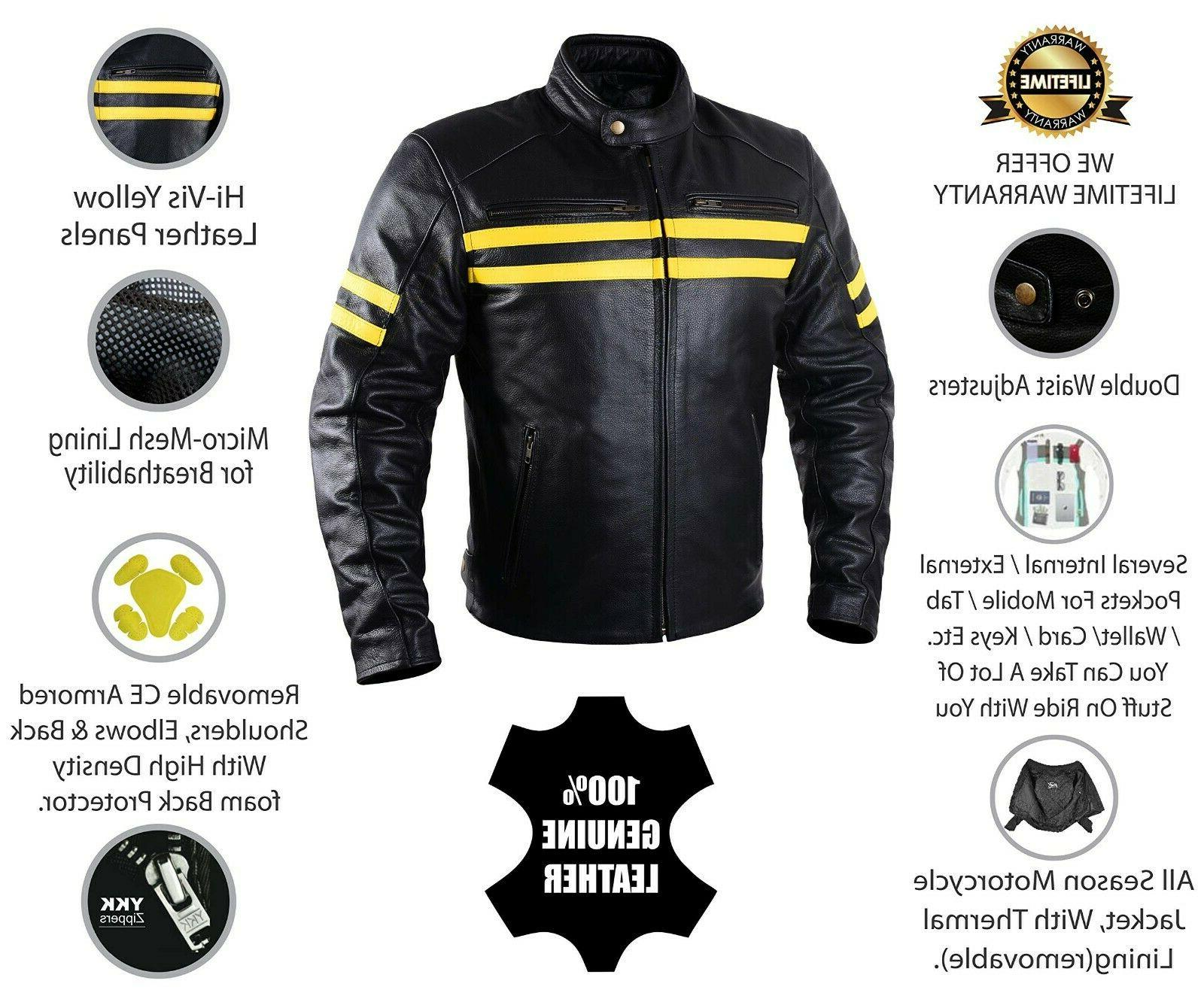 Motorcycle For Men Armored