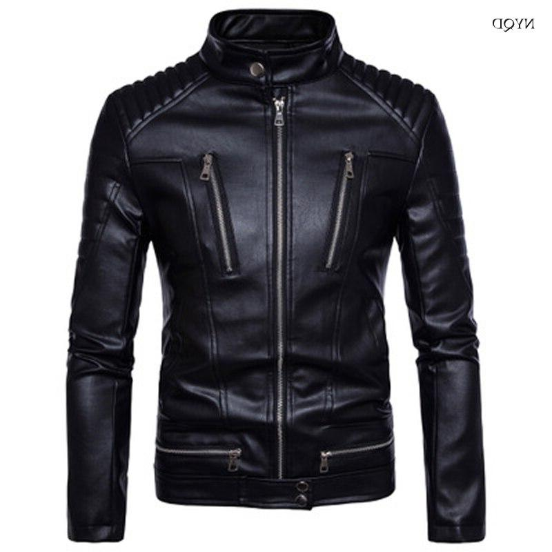 Motorcycle Motorcycle clothing Protector Racing PU <font><b>Jacket</b></font>