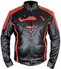 MSHC Black Superman V2 Jacket Fitted Smallville Leather Jack