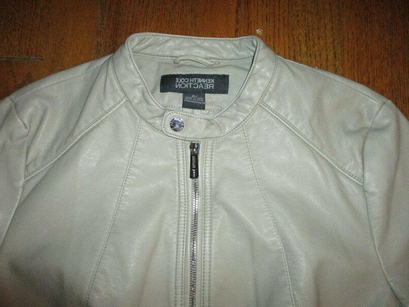 KENNETH Zip Jacket Sz L NWOT