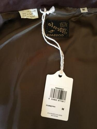 NEW Levi's Leather Mens M