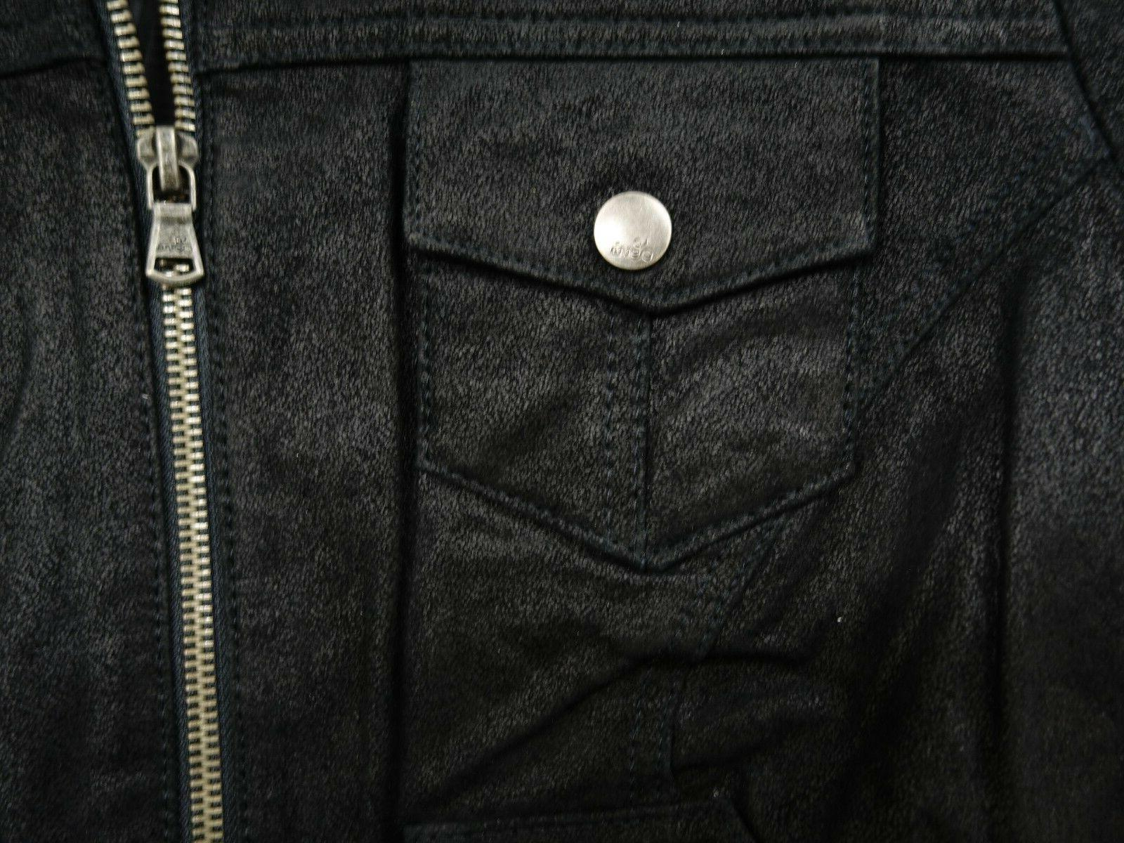New Levi's Women's Cropped Leather Petite Regular Size XS-2XL