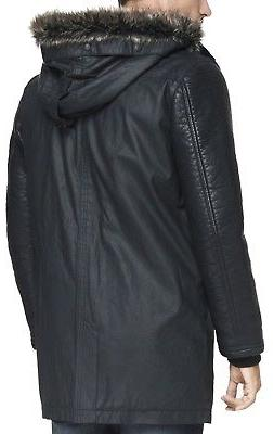 New EXPRESS Faux Leather Jacket,