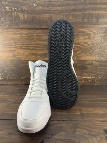 New adidas Hoops Basketball In Black