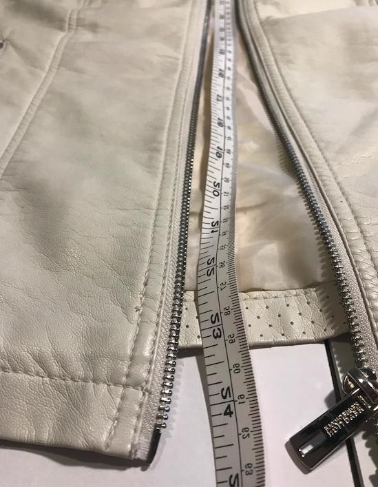 New Kenneth Reaction Women's Leather Jacket