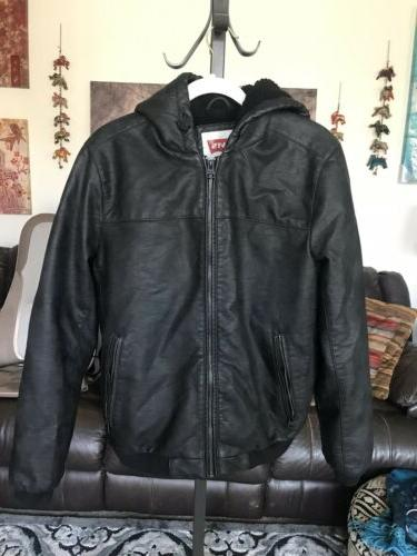 NWOT ✨ RUGGED LEATHER S