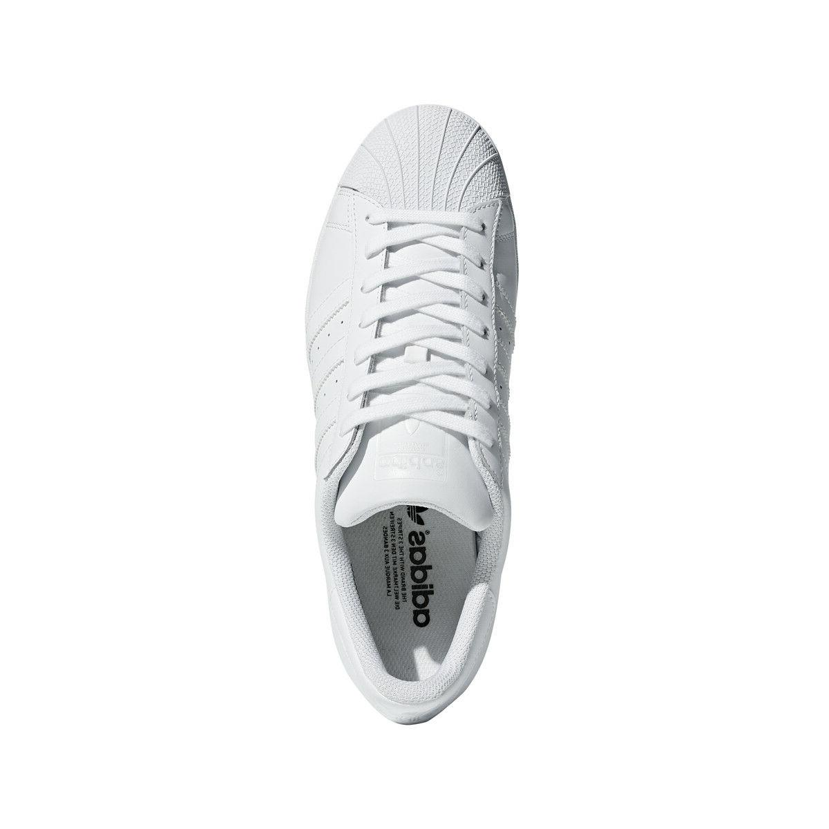 adidas Originals Foundation ALL WHITE B27136